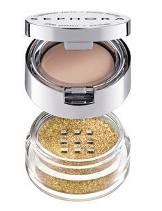 Sephora Glittering Eye Duo', sombra de ojos dos en uno con purpurina y base fijadora
