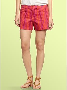 Gap Printed Canvas ShortsPrints Canvas, Summer Tans, Fashion, Canvas Shorts, Clothing, Summer Outfits, Summer Weekend