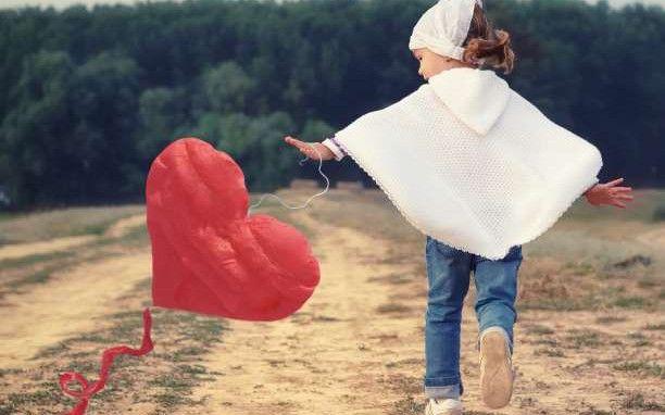 Απελευθερώστε την καρδιά σας.