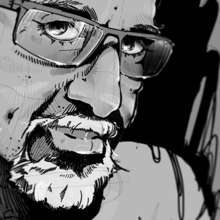 #details  _______________________________  #WacomIntuos #digutalillustration #drawing #sketch #art #sketching #drawing #worldofartists #comic #artglobal #artistmafia #artempire #artgallery #art_spotlight #art_empire #art_collective #instaart #bangbangstudio #idsketching #wacom