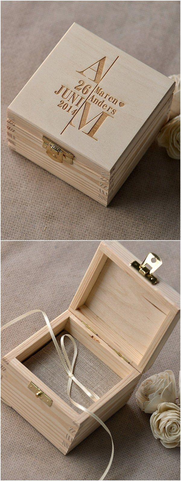 best 25+ wood wedding rings ideas on pinterest | wood wedding