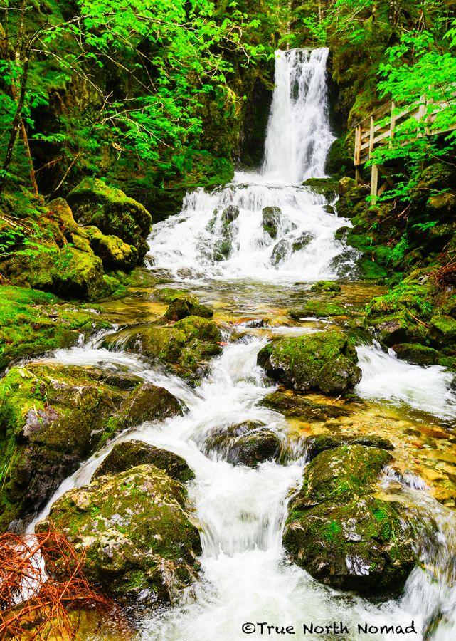 Dickson Waterfall