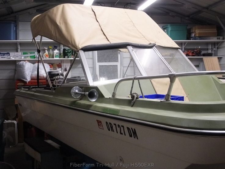 18' FiberForm TriHull - Boats/Accessories - Bend (Oregon) - Tackle123 - Buy/Sell New & Used Fishing Tackle