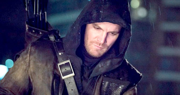 'Arrow' Photos Reveal Oliver's League of Assassins Costume -- Take a look at Oliver's new Dark Archer costume as he joins the League of Assassins in photos from next week's episode of CW's 'Arrow'. -- http://movieweb.com/arrow-season-3-episode-21-photos-dark-archer/