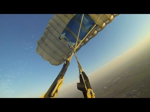 Friday Freakout: Crazy Canopy Collision, Double Cutaway