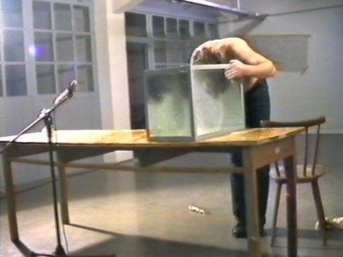 Zbigniew Warpechowski, Dialogue with Fish, 1984