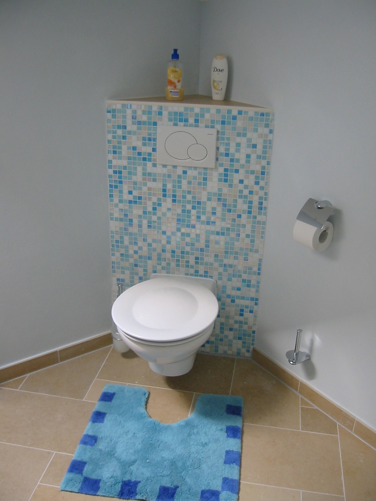 Corner Toilet : corner toilet... master bath Pinterest Toilets and Corner toilet