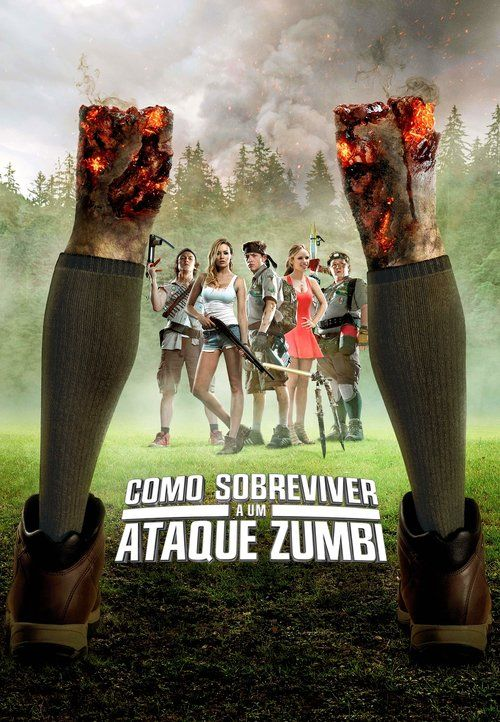 Watch Scouts Guide to the Zombie Apocalypse 2015 Full Movie Online Free