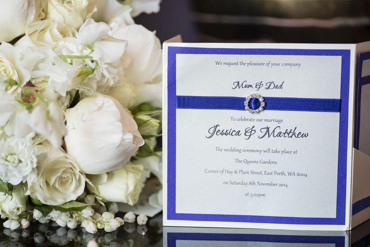 Prettily perfect invite