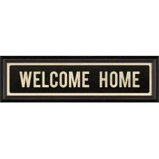 Welcome Home Sign $98