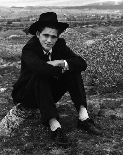 """""""Gone Fishing"""" - Bruce Weber's first online exhibition"""