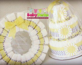 You are my Sunshine Baby Shower Invitation by FUNDigitalDesigns