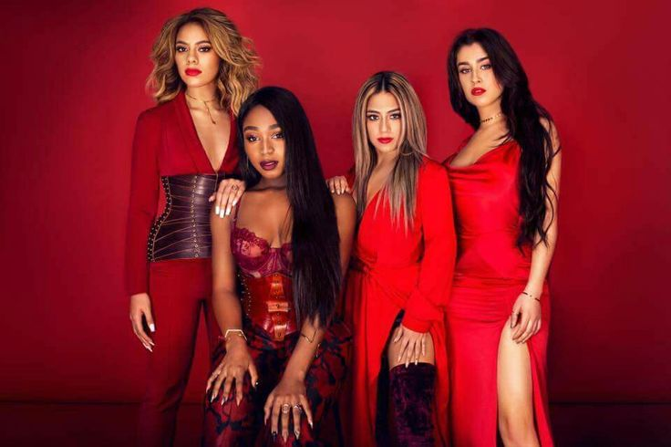 Fifth Harmony's first photo shoot without Camila