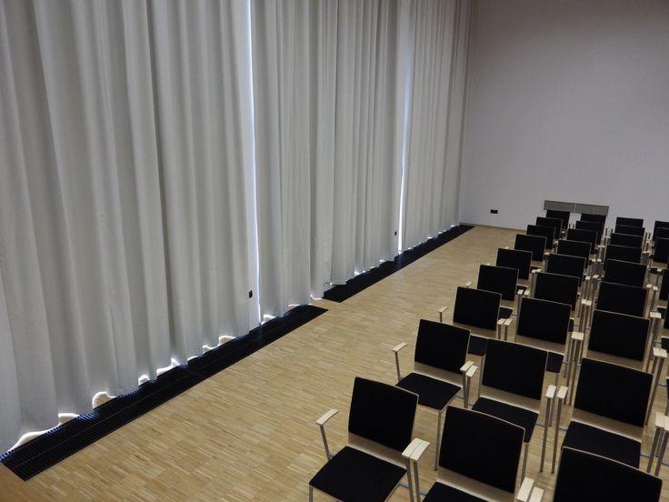 Ogrzewanie kanałowe jest szczególnie chętnie stosowane w pomieszczeniach użytkowanych okresowo.