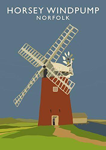 Horsey Windpump Art Print (A3) Chequered Chicken https://www.amazon.co.uk/dp/B06XKKRMN4/ref=cm_sw_r_pi_dp_x_EjSXyb6EJN9YE