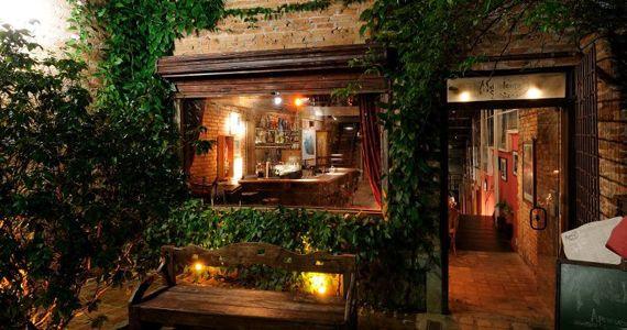 Fachada rustica de restaurante pesquisa google bares for Fachadas de casas rusticas