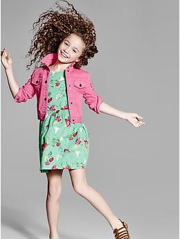 Gap Girls Skus - Spring/Summer 2016