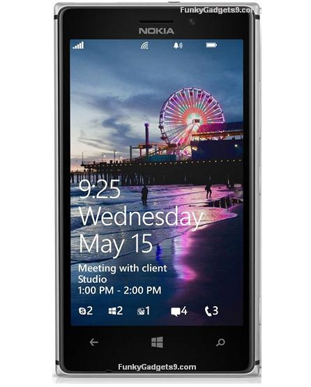 Features and Specifications of Nokia Lumia 925