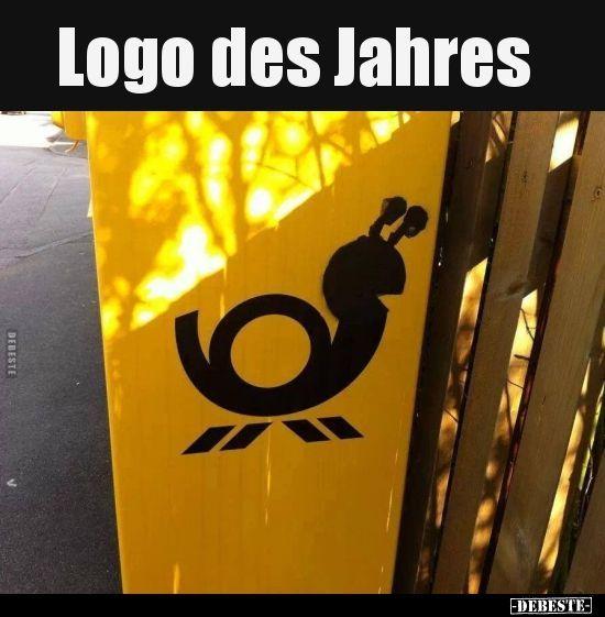 Logo des Jahres.. #jahres #spass