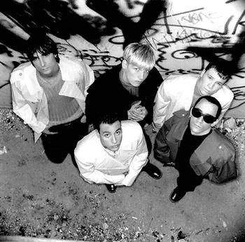 Backstreet Boys. Forever my fave!
