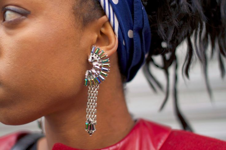 Kae and the Pineapple  Boucles d'oreille ASOS