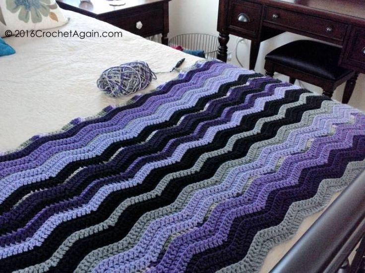 1000+ images about Blankets on Pinterest Afghans, Crochet blankets and Afgh...