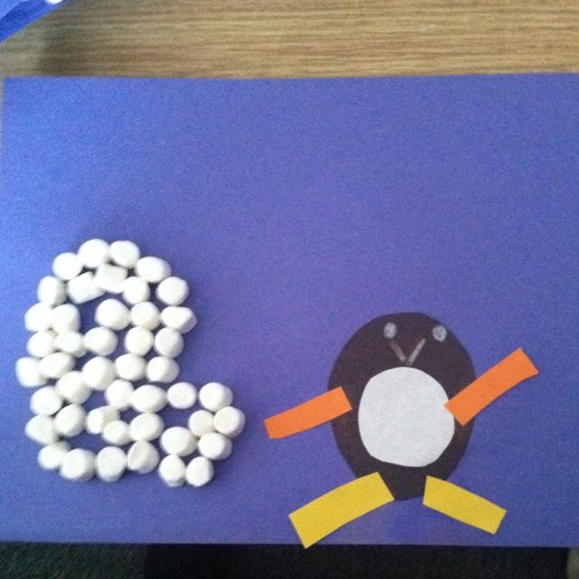 We made these in class today with some marshmallow - Igloo and Penguin  : Crafts Ideas, Schools Ideas, Class Today, Teaching Ideas, Art Kindergarten, Teacher Ideas, Classroom Ideas, Winter Activities, Marshmallows Igloo