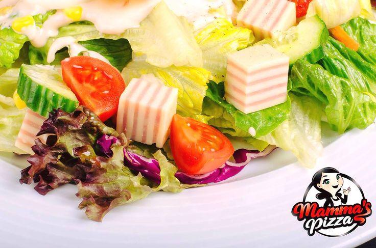 Η πιο γευστική Σαλάτα Σεφ είναι γεγονός και βρίσκεται στη mammas!! Τα φρέσκα δροσερά λαχανικά σε συνδυασμό με τη λαχταριστή σως και τα εκλεκτής ποιότητας αλλαντικά έρχονται να σας απογειώσουν!!  www.mammaspizza.gr #serres #onlinedelivery