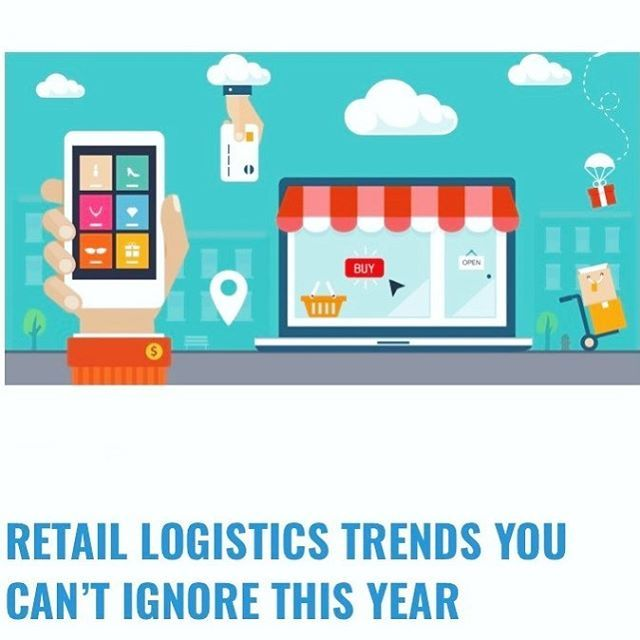 Compared with 2016, #retail spending was up almost 5% this holiday season! That's a sizable jump for an already impressive retail sector. See what #logistics #trends are pushing that growth into the new year #ontheblog at Barcoding.com/blog. #SupplyChainGeek #scm #retailers #data #brickandmortar #freight #assets #inventory #trend #stores #supplychain