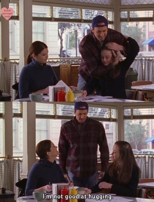 Gilmore Girls.....I LOVE LUKE!