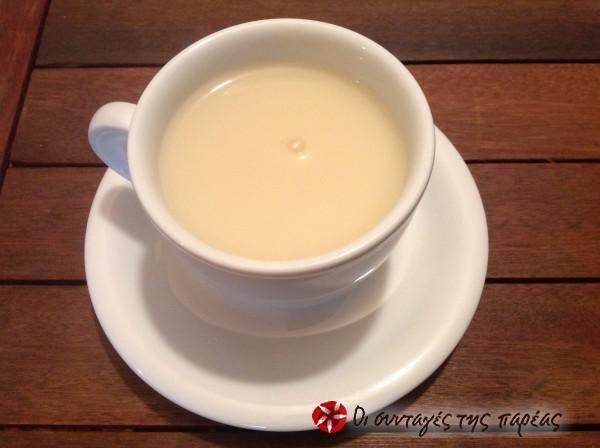 Το τσάι της Χαρούλας #sintagespareas