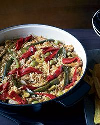 One-Pot Arroz con Pollo (Rice with Chicken) Recipe. Most Latin countries have a version of this. This one is from Chef Jose Garces whose family is from Ecuador.