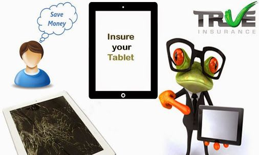 "blog post on ""Why You Should Purchase Tablet Insurance"""