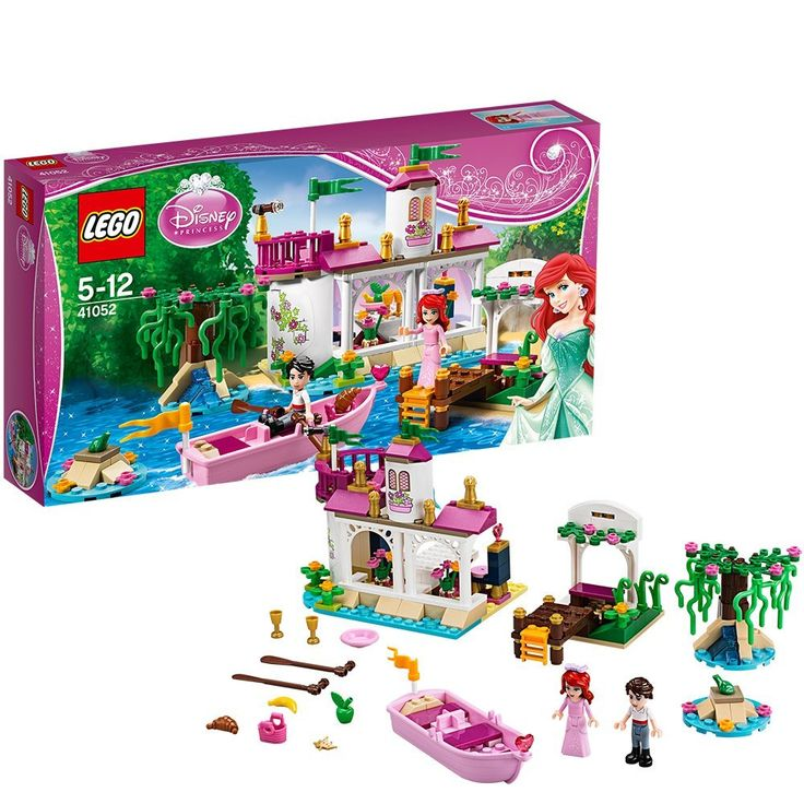 Lego Disney Princess: Ariels Magical Kiss (41052)  Manufacturer: LEGO Enarxis Code: 012889 #toys #lego #Ariel #Disney