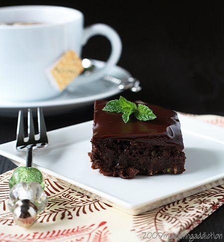 Chocolate Zucchini Cake | My Baking Addiction