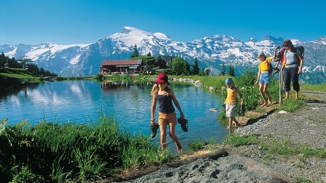 Walenpfad: The Swiss Cableway Experience Trail - Here is a chance for unique mountain adventures and mountain railway experiences.