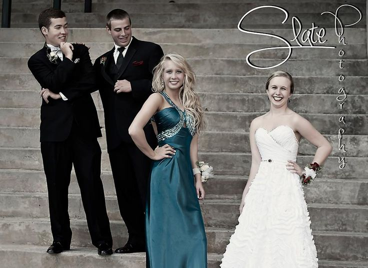 Prom  ~ Posing Ideas for us girls providing we have men at that point in time ;)