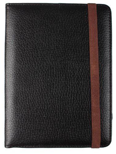 Trendz Etui avec bande élastique pour Amazon Kindle 4, Nook Simple Touch et Kobo Touch: Un étui stylé pour votre Kindle 4 ou lecteur Nook…