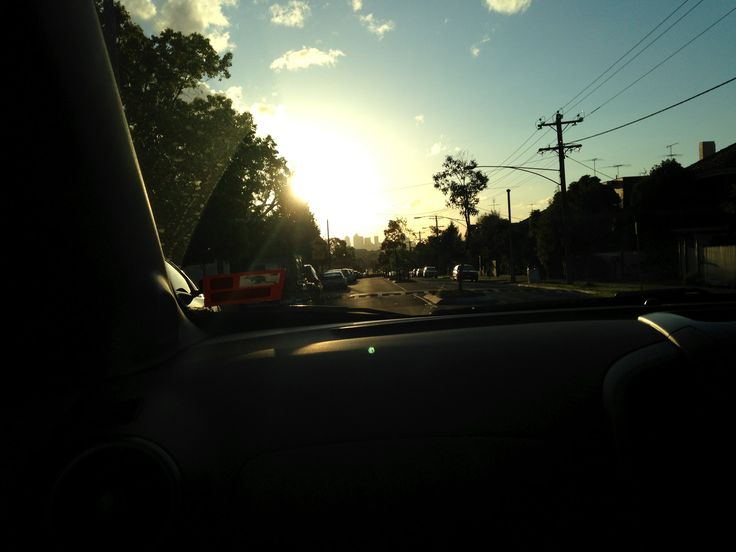City Skyline @ Melbourne