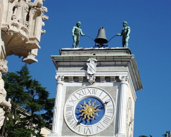 Udine Centro, Friuli Venezia Giulia, Italy