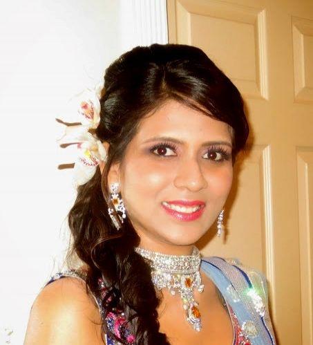 Makeup For Wedding Reception By Sakhi