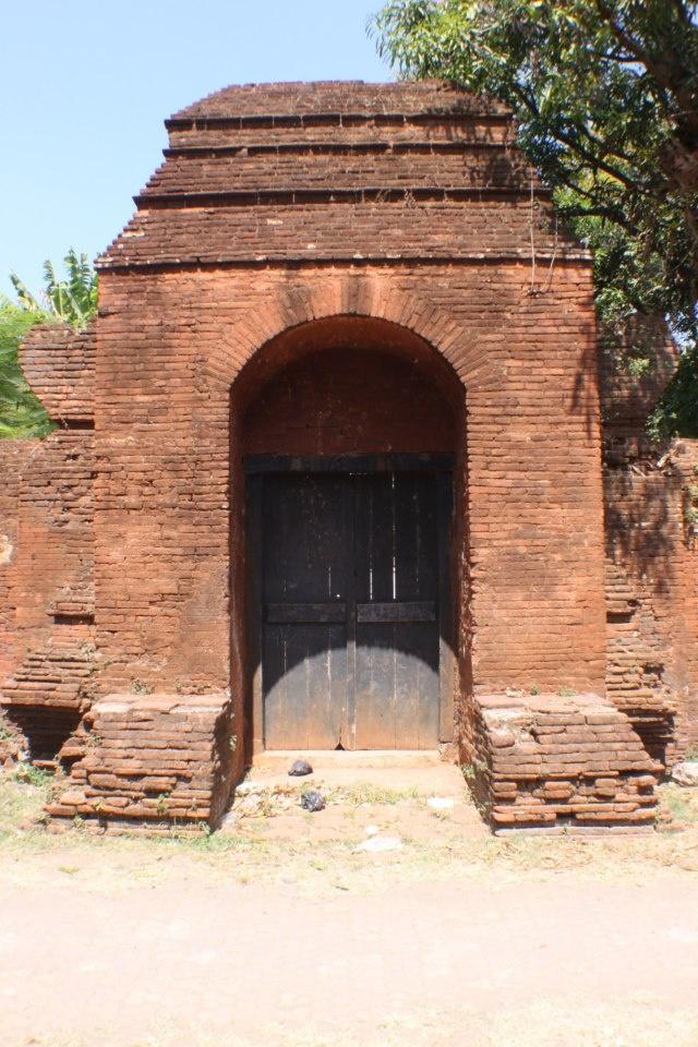 Gate on the side Siti Inggil
