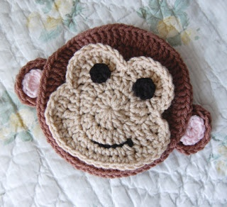 tillie tulip - a handmade mishmosh: Monkey business ~ free pattern