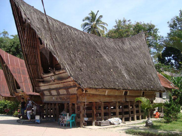 Sigale-gale di Pulau Samosir