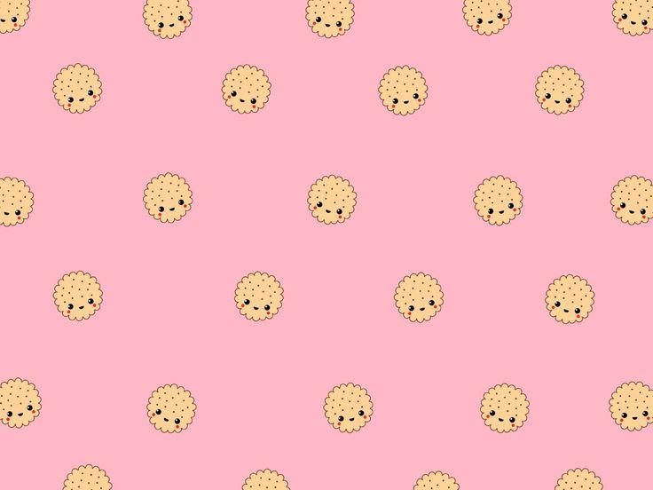 Cute Cookie Wallpapers - WallpaperSafari |Cookie Wallpaper Tumblr