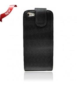iPhone 5 Cases : Flip Black