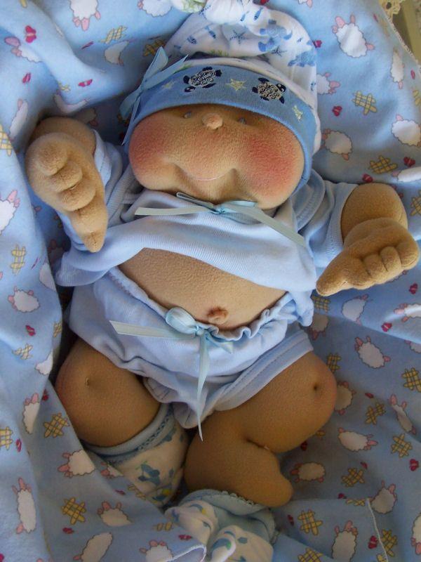 Moldes y Patrones para hacer tus Muñecos Danky Babys!