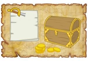 Cómo preparar una búsqueda del tesoro para niños