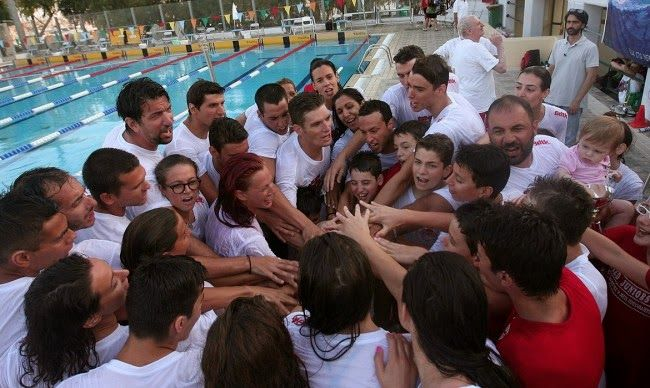 RedTheos24: Επίτευξη ορίων για τους κολυμβητές