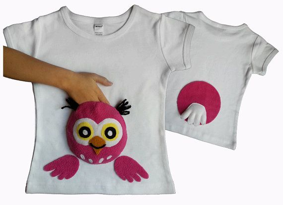 Owl Clothing,Owl Romper,Owl Shirt,Animal T-shirt, Baby pink Owl Gift,baby girl owl clothing,Toddler Owl shirt,girls owl clothing,unique gift